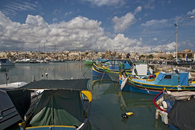 Malta: Marsaxlokk