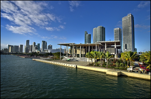 Perez Art Museum, Miami (Patrick Farrell for VISIT FLORIDA)