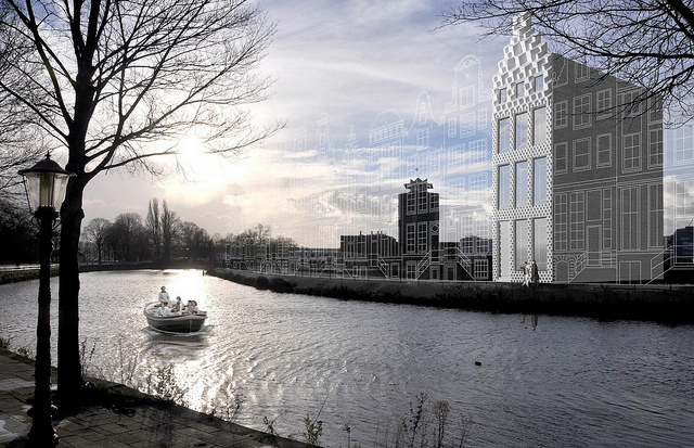 Dus Architects - 3D Print Canal House - 07