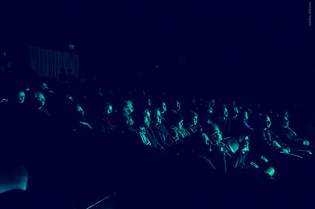 1Lítera no teatro Renascença