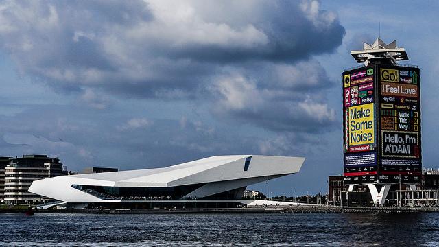 Amsterdam - Eye Film Institute-03