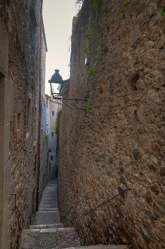 Barrio judío España
