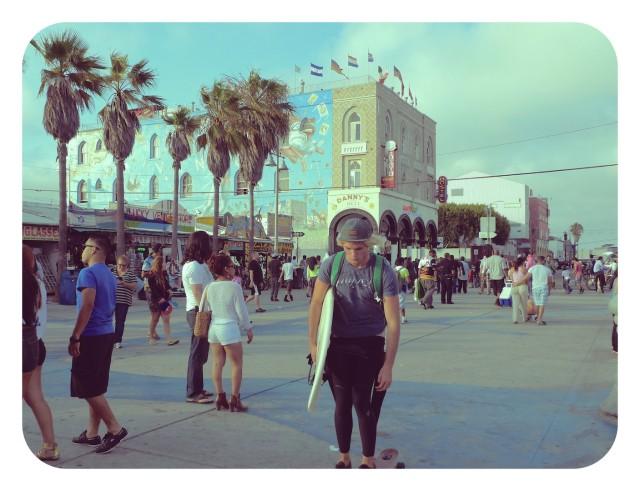Visitar Venice Beach y Abbot Kinney, en Los Ángeles