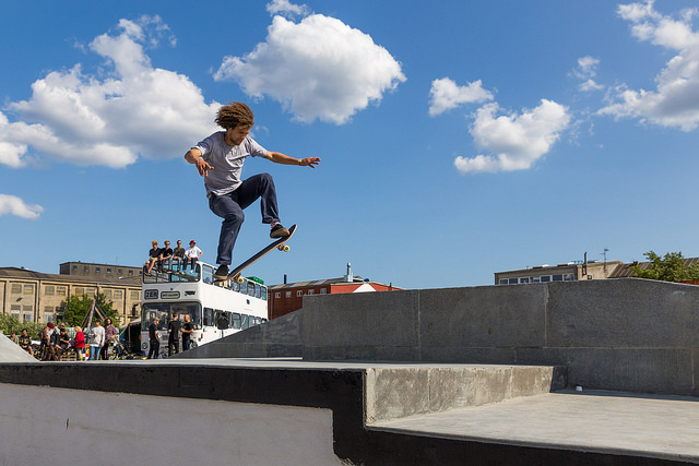 Copenhagen Open - Ollie high now