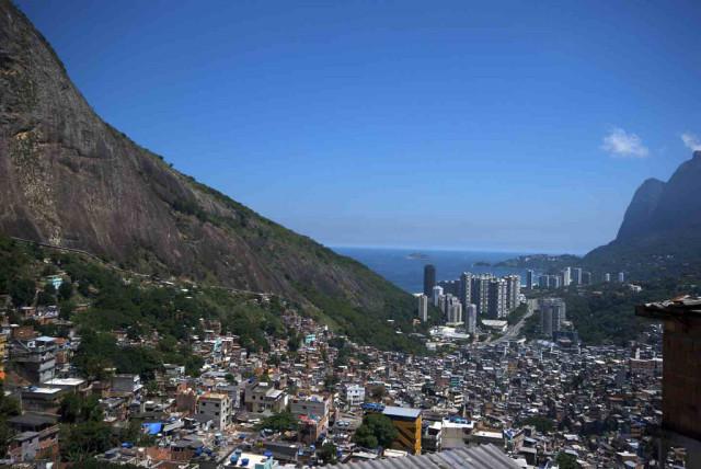 favela de Río de Janeiro