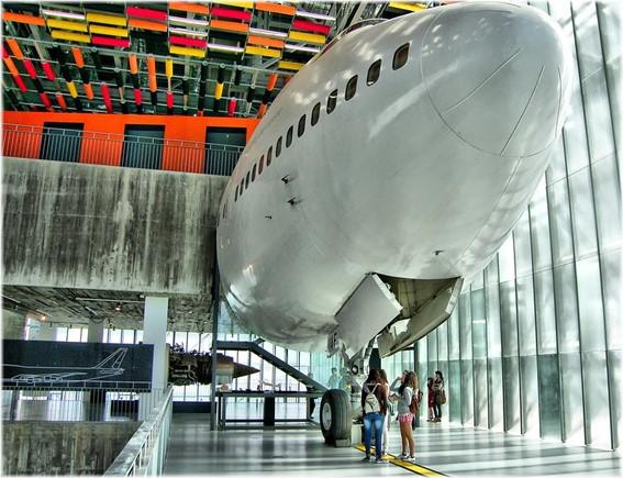 MUNCYT Coruña – Museo Nacional de Ciencia y Tecnología