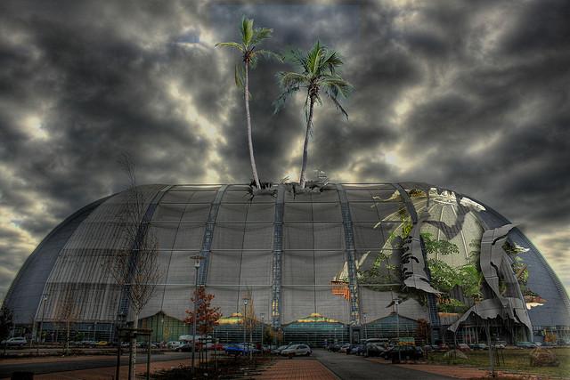 Tropical Islands - größte freitragende Halle der Welt,