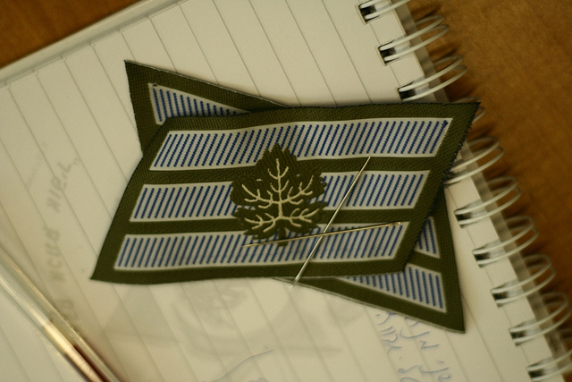 "My Rank ""Staff Sergeant"""