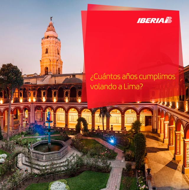 Vuelos a Perú