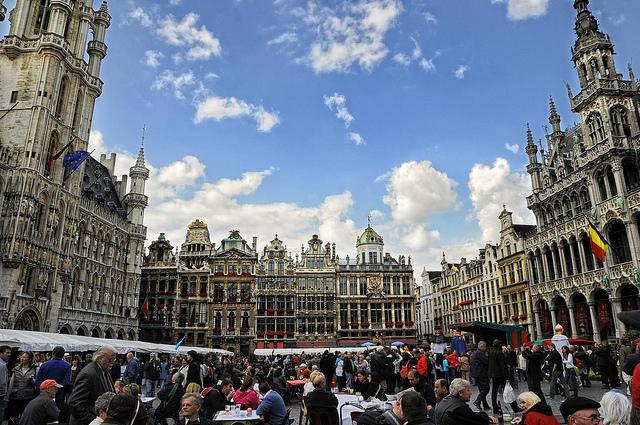 Bruselas - Fiestas del Folclore