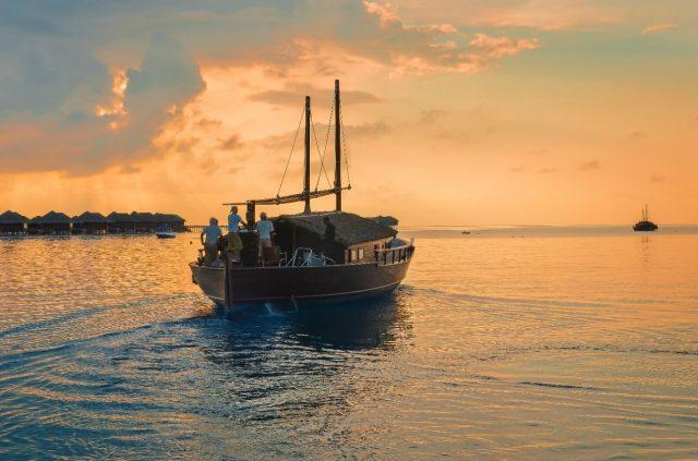 Experiencia pesca nocturna, Islas Maldivas