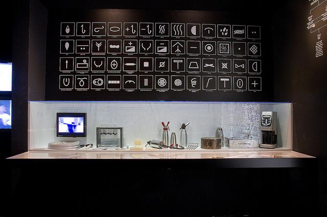 """15.- Exposició """"Ferran Adrià i elBulli. Risc, llibertat i creativitat"""""""