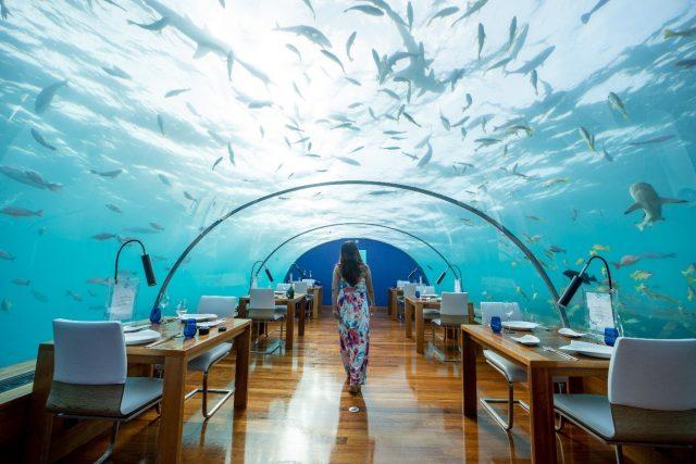 El Conrad Maldives Rangali Island
