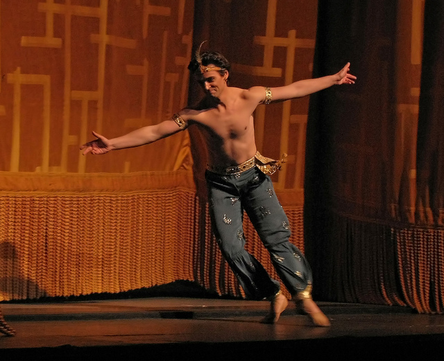 Angel Corella, American Ballet Theatre, Le Corsaire, May 28, 2009