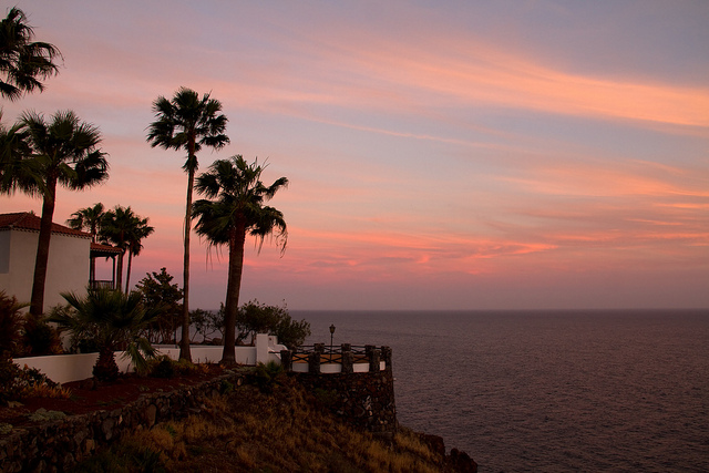 La Gomera Sunset 3