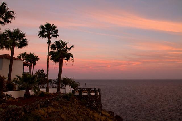 La Gomera Sunset 3