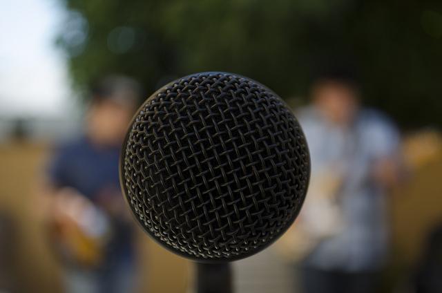 Singer's vision
