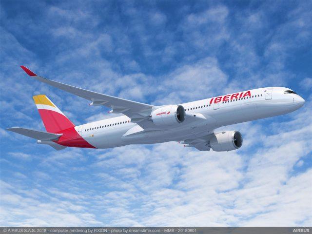 A350 Iberia