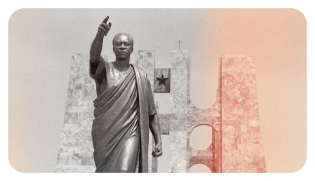 Accra Estatua