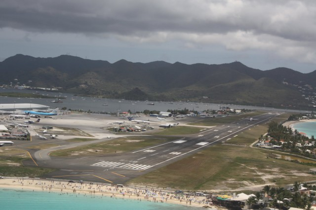 Aeropuerto Princesa Juliana (St Marteen)