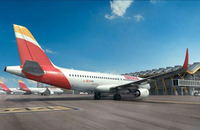 Alianza Iberia Airbus A320 Neo