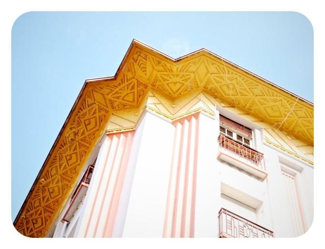 Arquitectura de Casablanca, en Marruecos