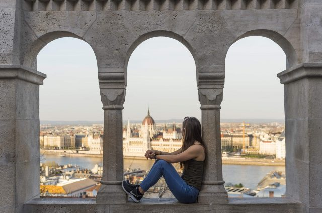 Budapest Hungary Rooftop Bars Lounges Nightlife Love 2 Fly
