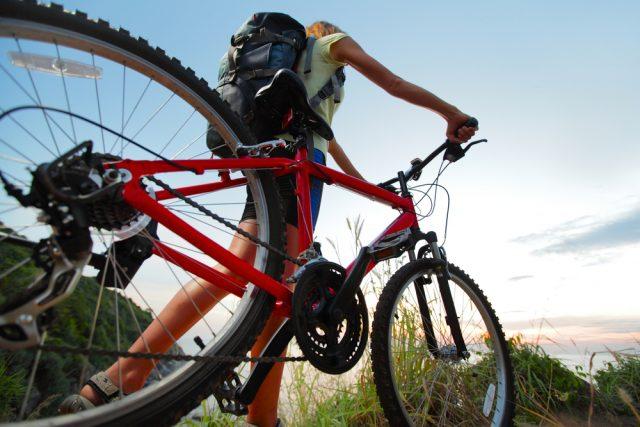 Bicicleta Comunidad Madrid Turismo Ecoturismo Dudarev Mikhail Shutterstock