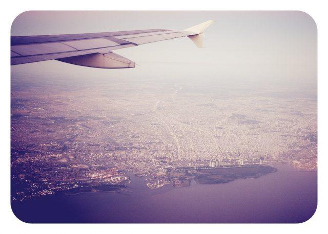 Buenos Aires desde el aire