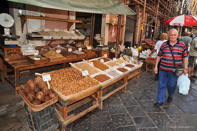 Centro histórico de Catania