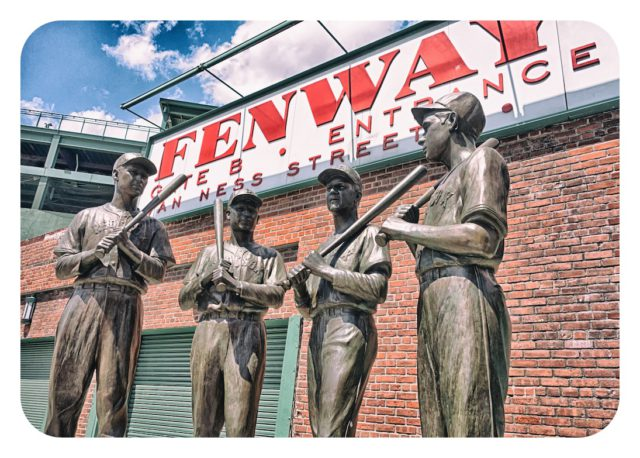 Fenway Park, en Boston