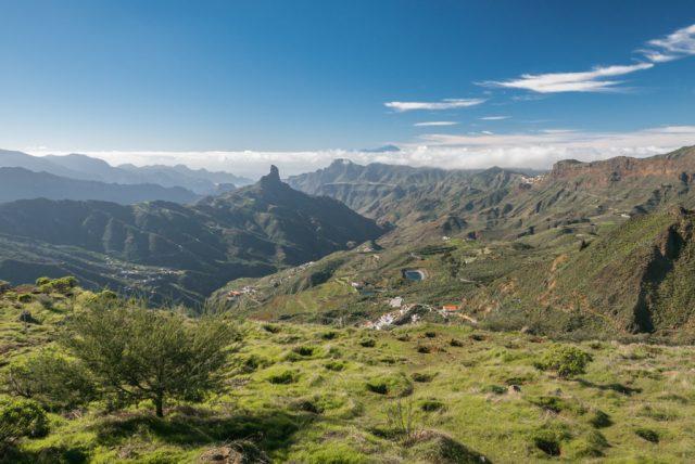 Gran Canaria Tejeda Islas Canarias España Dani Keral Un Viaje Creativo
