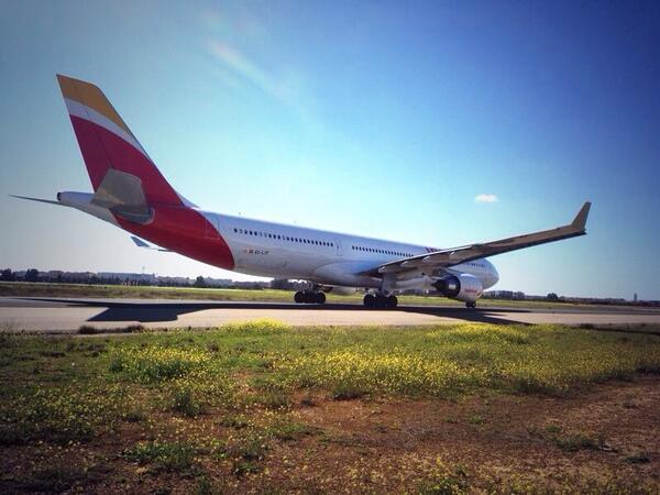 Iberia.- A330 por txabba93