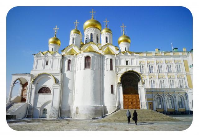 Kremlin, en Moscú