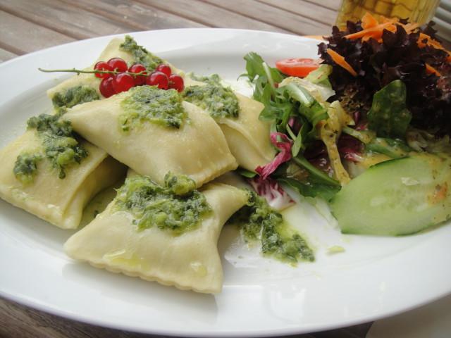 Maultaschen_Vegetarianos_Espinacas_Alemania