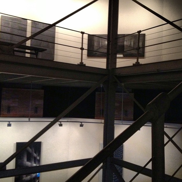 Arquitectura en B/N-Aitor Ortiz #FundaciónCanal