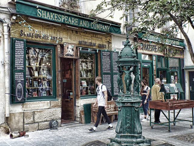 París literario_Steve Taylor