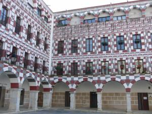 Plaza Alta de Badajoz, Extremadura