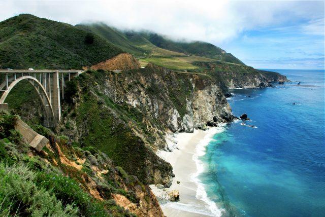 Puente Bixby Big Sur California Estados Unidos Matthew Connolly Shutterstock