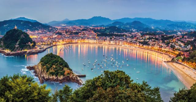 San Sebastián, el norte de cine | Me gusta volar