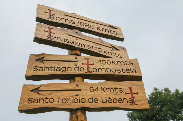 Señalización_Peregrinos_Camino_Lebaniego