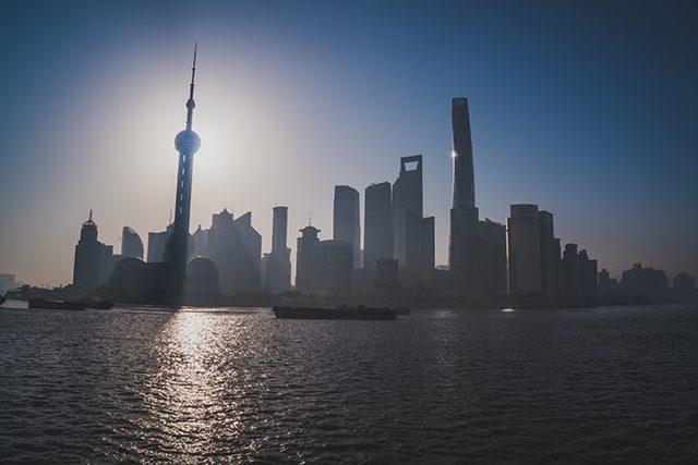Shanghái China Bund