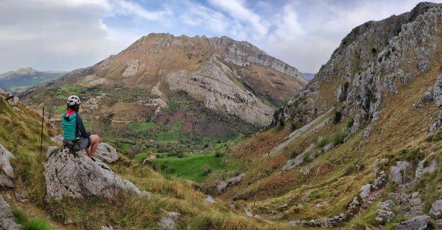 Vía ferrata Scueva, Cantabria