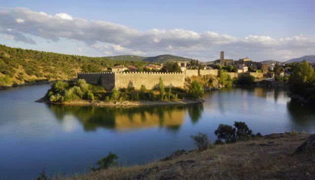 Villas de Madrid. Buitrago del Lozoya-min