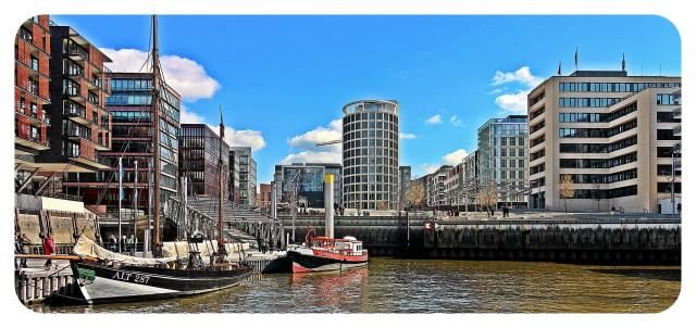 Visitar HafenCity en Hamburgo, Alemania