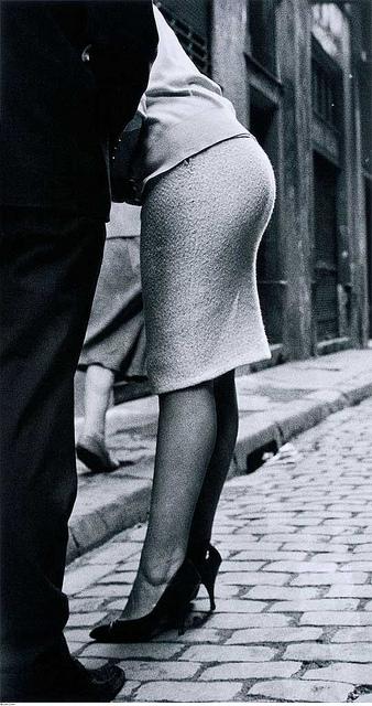 El carrer, 1959 - Raval de Barcelona. Joan Colom