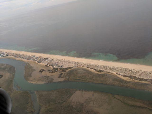 Playa de Faro, Portugal