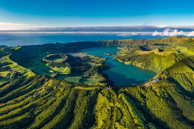 Sete Cidades, San Miguel, Azores