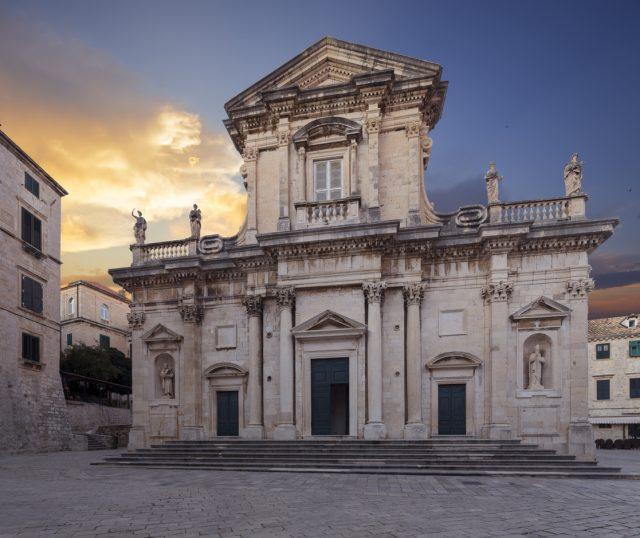 Catedral de la Asunción, Dubrovnik