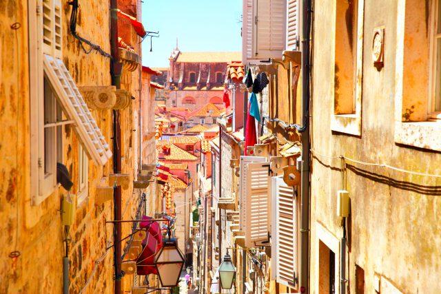 Puerta de Buža Dubrovnik